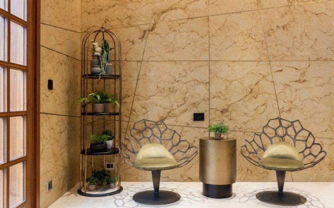 The Earthy Elegance by I.E design Ar. Shreya Anand
