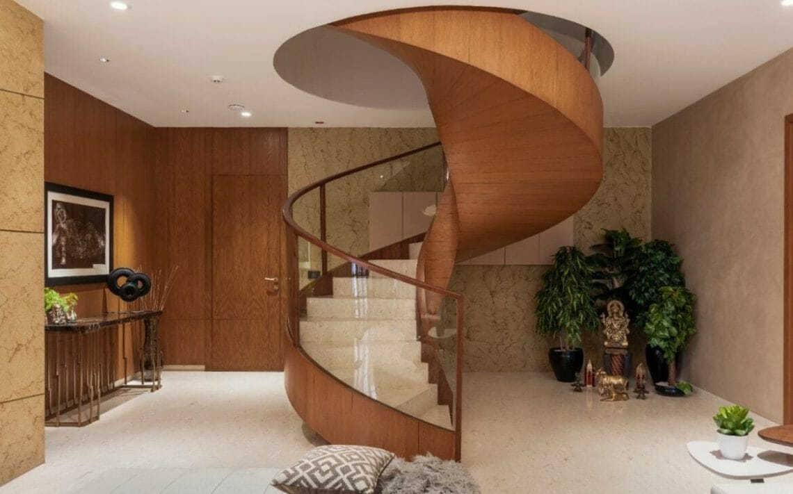 The Earthy Elegance by I.E design Ar. Shreya Anand 15