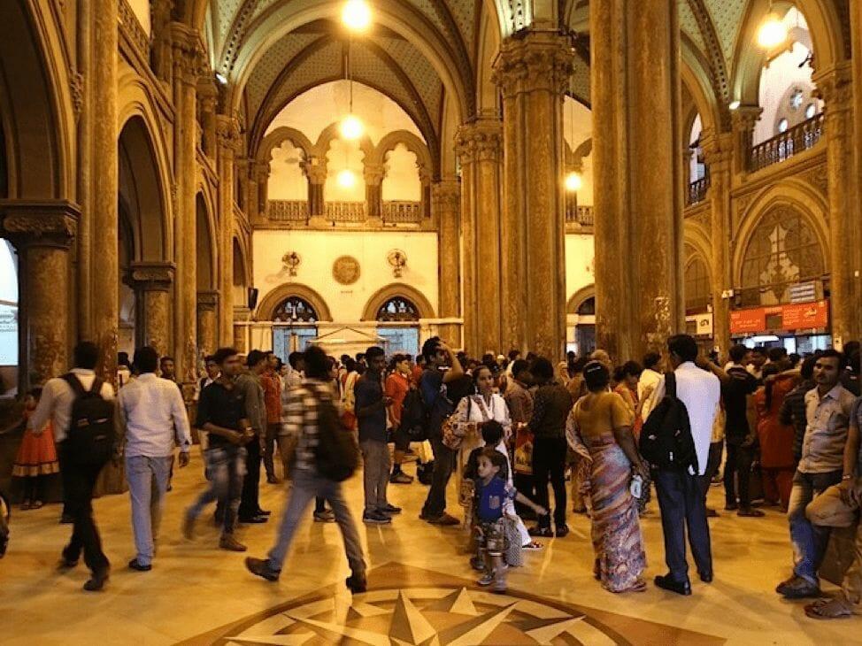 chhatrapati shivaji terminus architecture