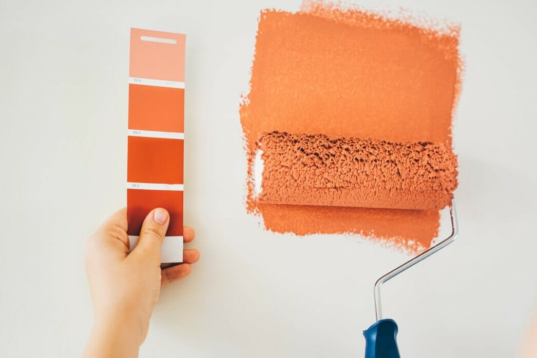 How to select Paint for your house