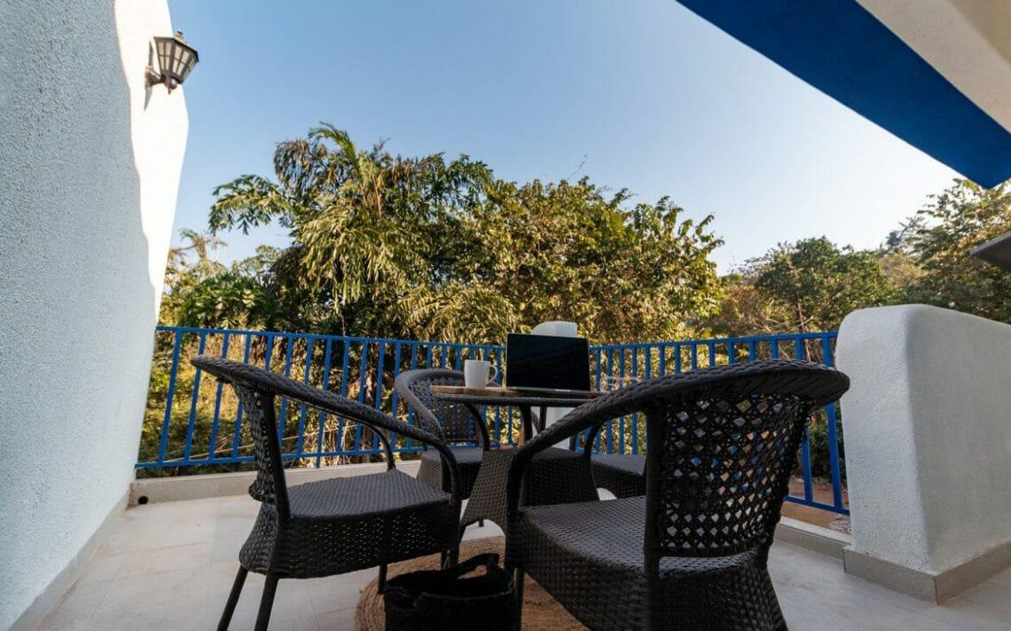 getaway cottage near Goa