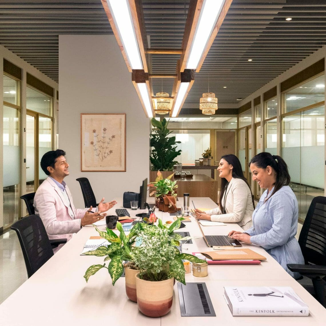 designing a coworking space