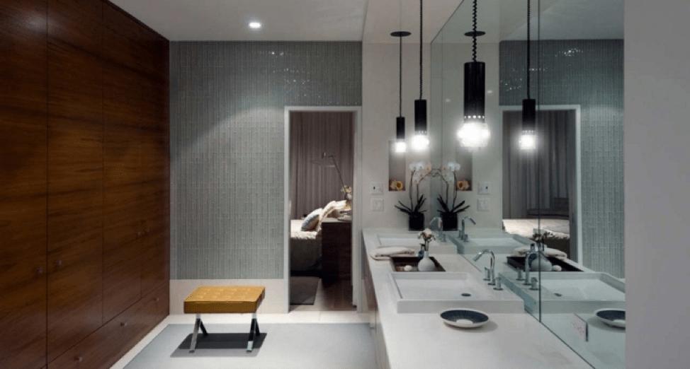 light for bathroom