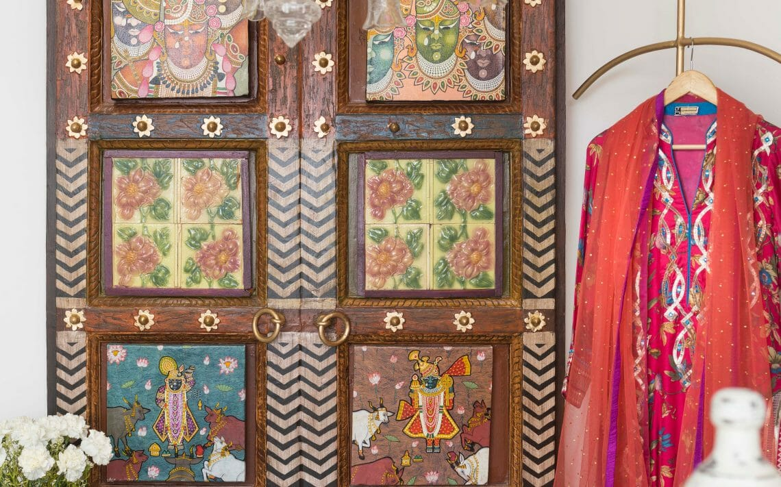 Restoration & Revival of Indian Culture and Handicrafts through refurbishment of old furniture.