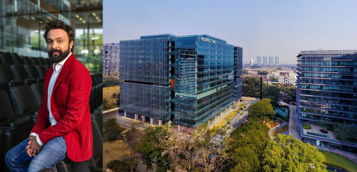 Anubhav Gupta Executive Vice President and Chief Design Officer at Godrej Properties