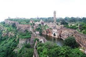 Chittorgarh Fort, Chittorgarh, Rajasthan. (Padmaavat)