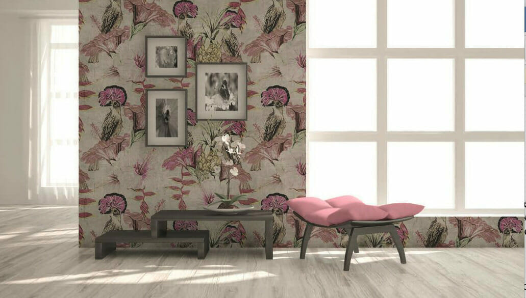 Animal-Print Wallpapers by Momenti