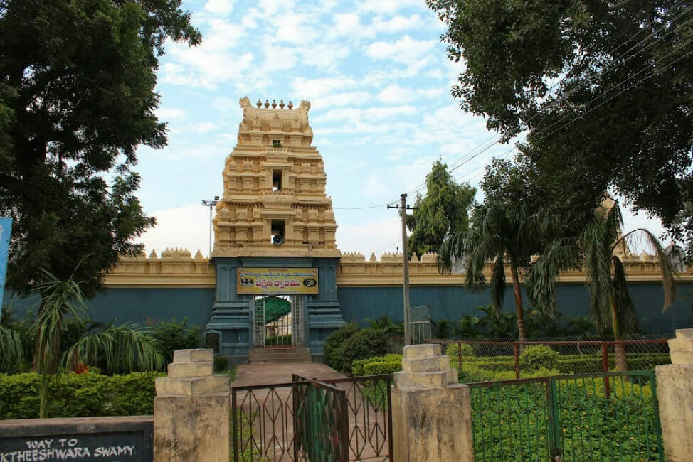 Ancient Shiva Temples